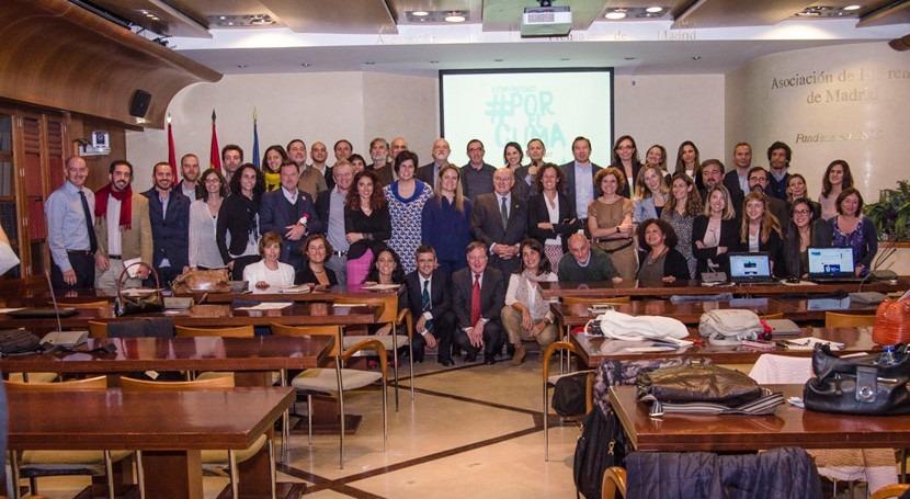 Comunidad #PorElClima, iniciativa española pasar acción cambio climático