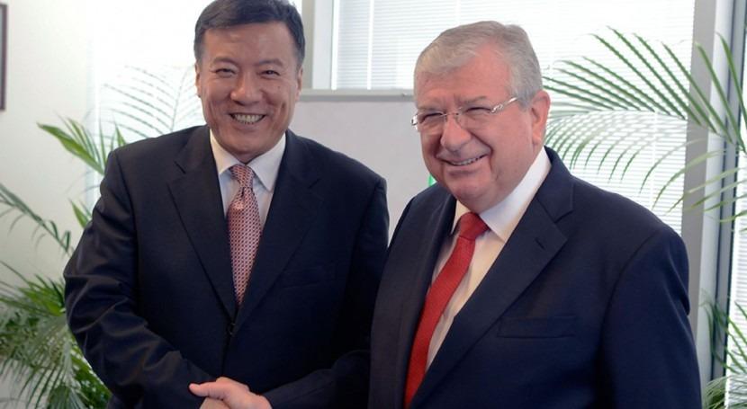 México y China cooperarán forma bilateral manejo recursos hídricos