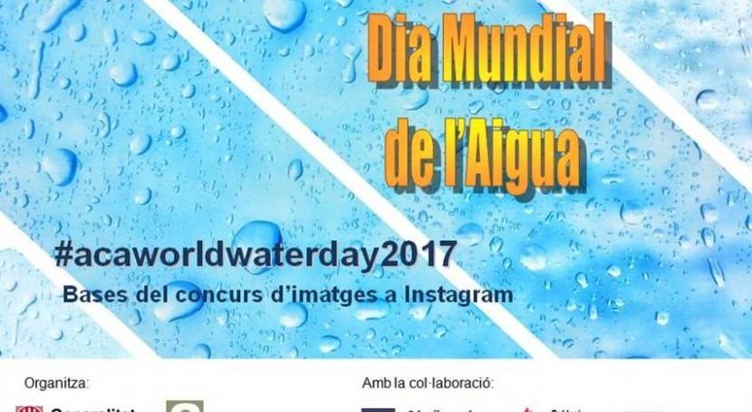 Cataluña convoca concurso imágenes Día Mundial Agua Instagram