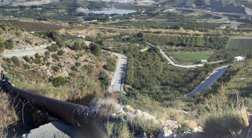 Se adjudica redacción proyecto conducciones Béznar-Rules y Costa Tropical