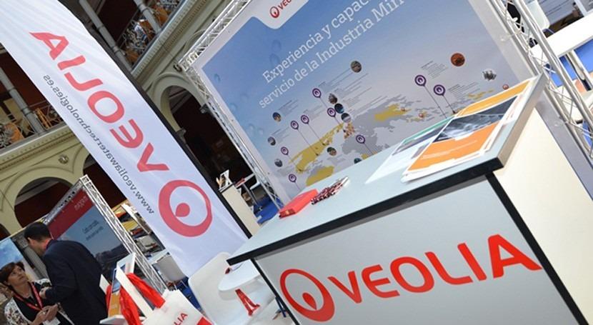 Activa participación Veolia Water Technologies Jornadas Cátedra CONFEDEM