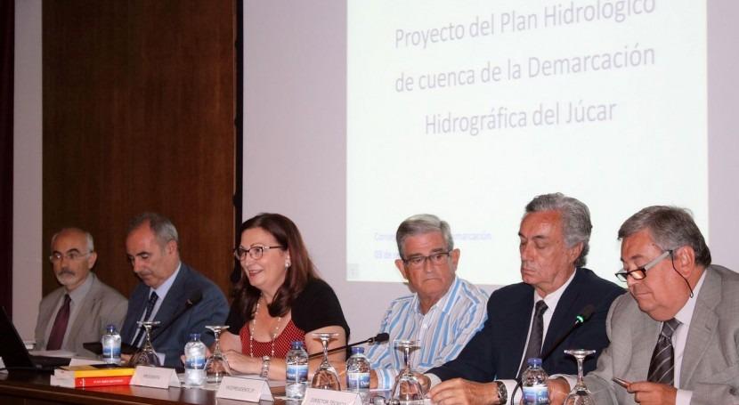 Consejo Agua informa favorablemente nuevo Plan Hidrológico Júcar