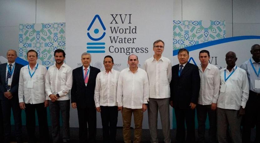 XVI Congreso Mundial Agua contribuirá garantizar disponibilidad agua y gestión