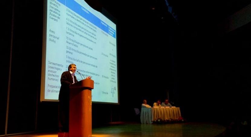 Congreso Nacional COMEII analiza retos materia irrigación y drenaje México