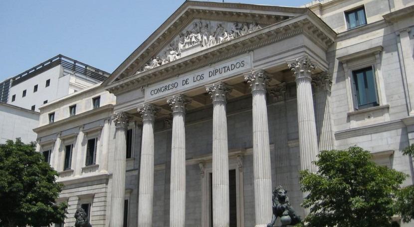 Congreso de los Diputados (Wikipedia/CC).