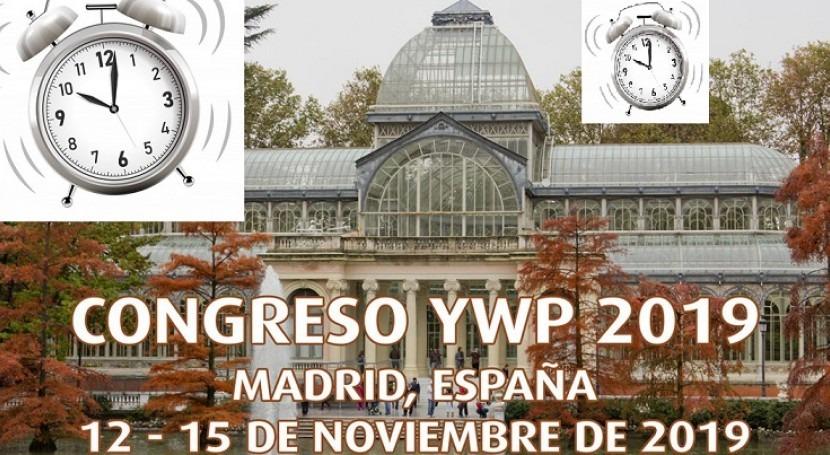 Cuenta atrás Congreso jóvenes YWP Madrid