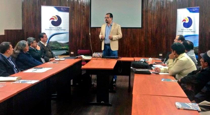 Ecuador forma Consejo Cuenca Río Santiago