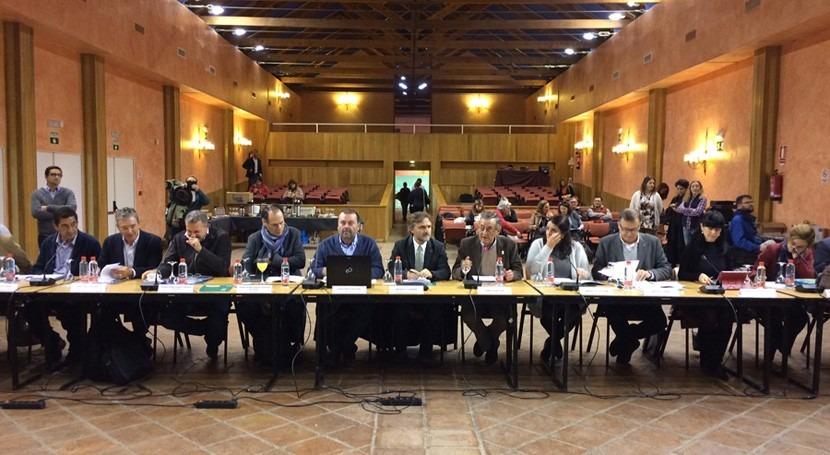 Andalucía lleva al Consejo Participación Doñana rechazo al proyecto Gas Natural