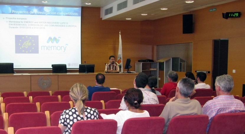 Reunión Consejo IIAMA presentar actividades desarrolladas durante 2014-2015