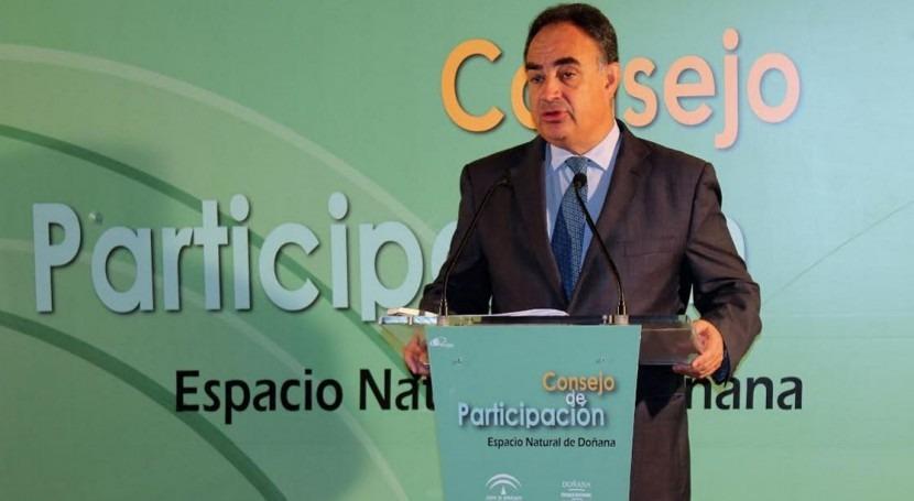 presidente CHG valora actuaciones Doñana durante últimos 4 años