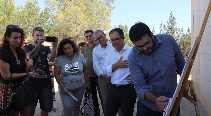 interconexiones llevar agua desalada Sant Josep entran fase prueba