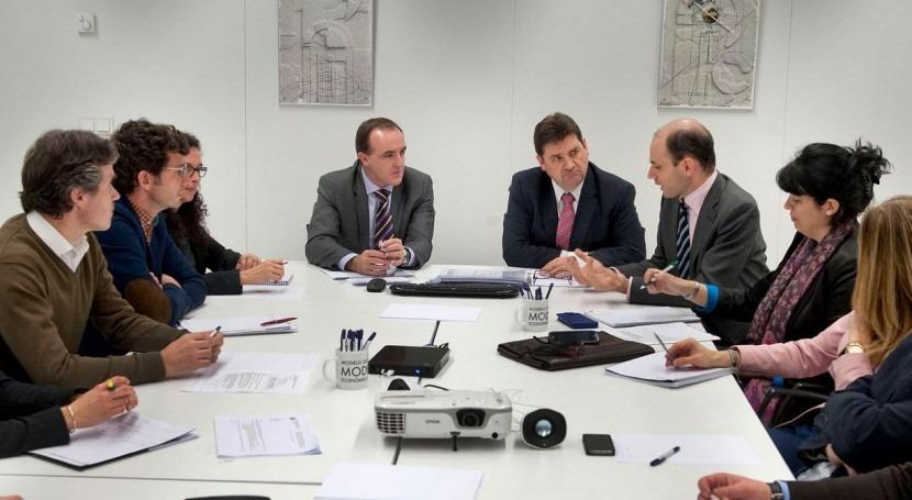 Gobierno navarro y 9 empresas se unen gestionar proyectos tratamiento aguas España y extranjero
