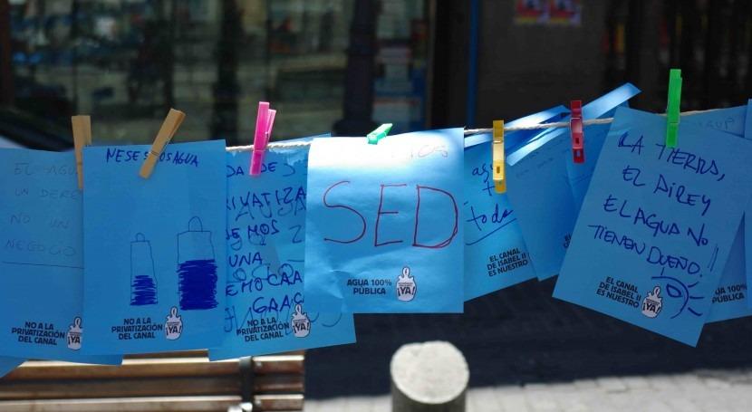 AEOPAS propone bases ley ciclo urbano agua