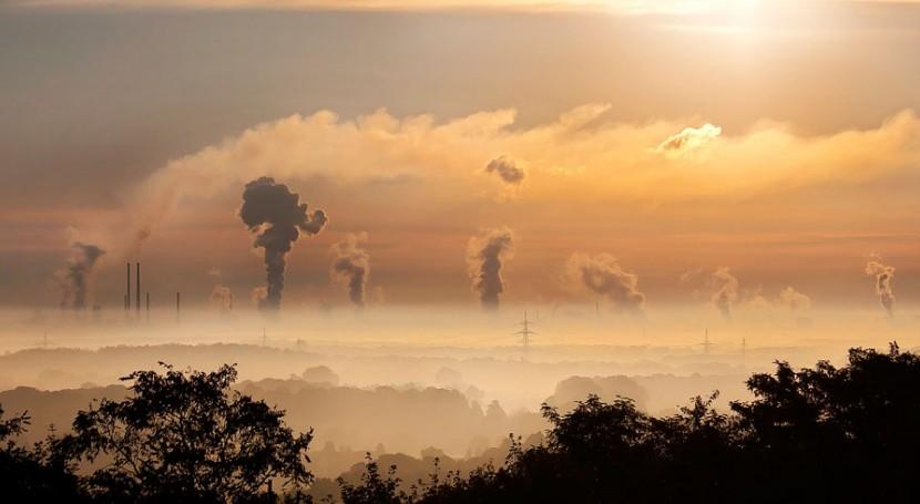 Se disparan niveles contaminación ciudades