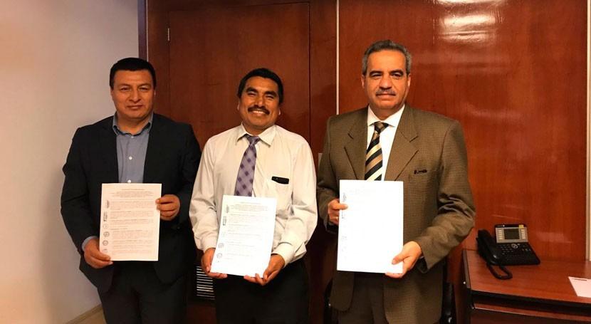 Huarmey inicia proceso mejorar y ampliar sistema agua y alcantarillado