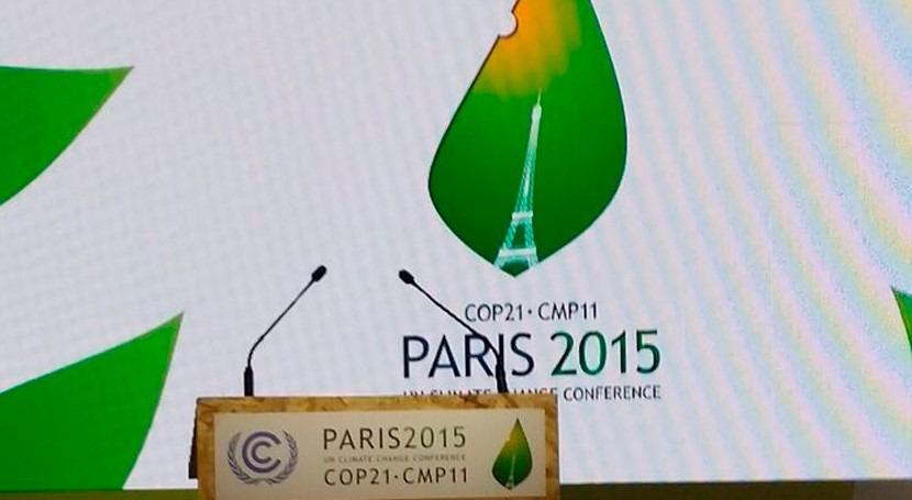 Piden comienzo proceso ratificación Acuerdo París España