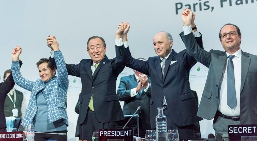 ratificación India acerca al Acuerdo Clima entrada vigor