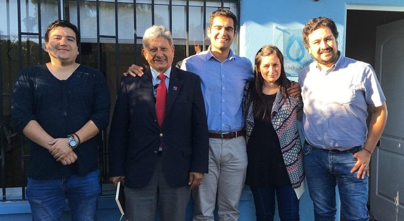 Chile y regantes Copiapó cooperan desarrollo infraestructuras hídricas