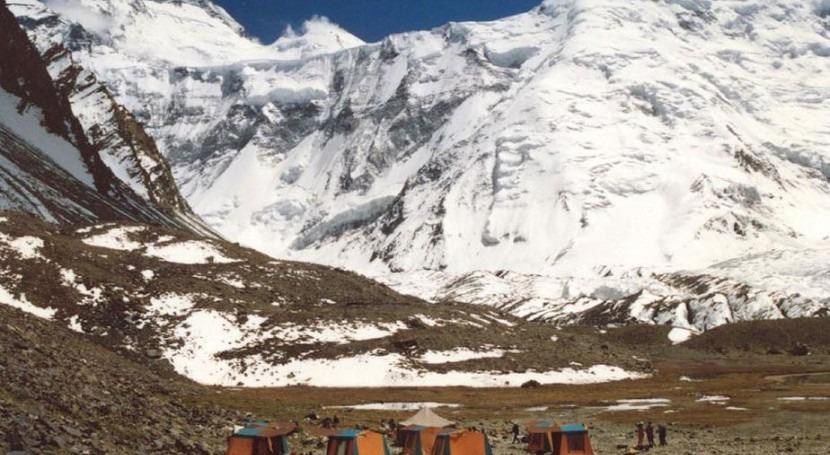 Cordillera del Pamir (Wikipedia/CC).