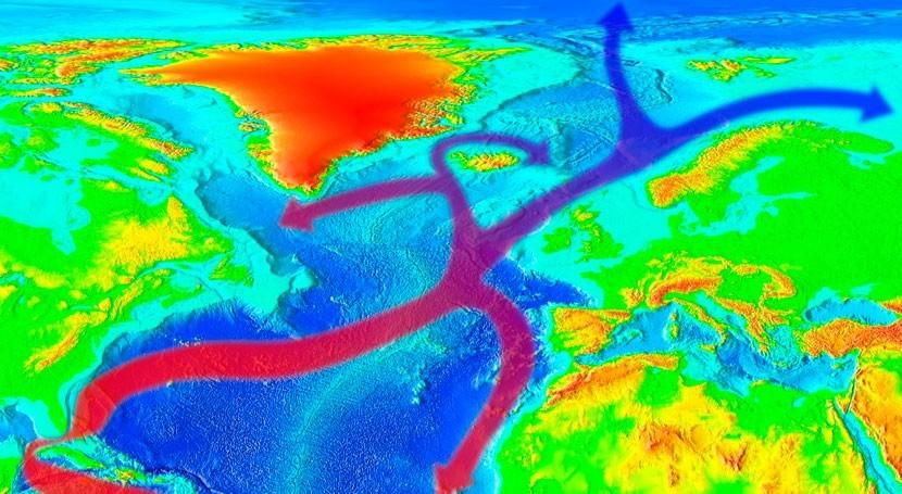 Corriente Golfo, salvación Europa frente al cambio climático