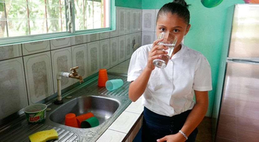 Mejora servicio agua potable San José Upala