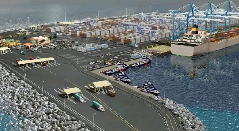 terminal marítima Moín Costa Rica contará EDAR y sistema reutilización Salher®