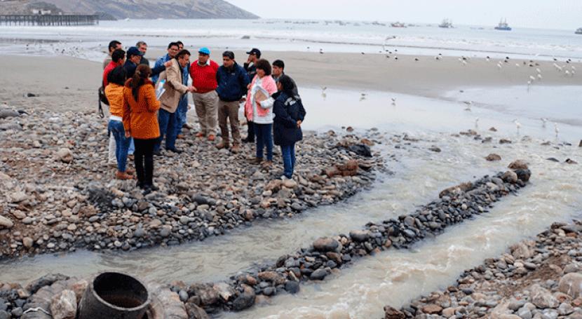 Consejo Recursos Hídricos Cuenca Chancay-Huaral realiza recorrido lugares ámbito