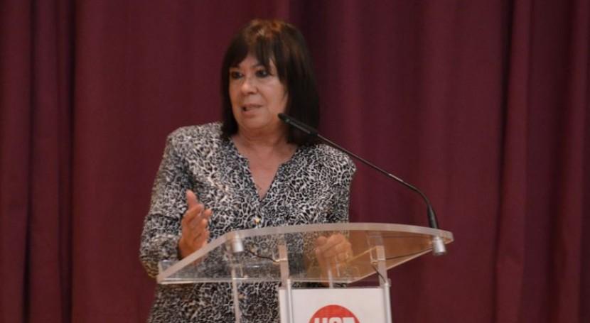 """Cristina Narbona: """"España no esta aplicando Directiva UE inundaciones"""""""