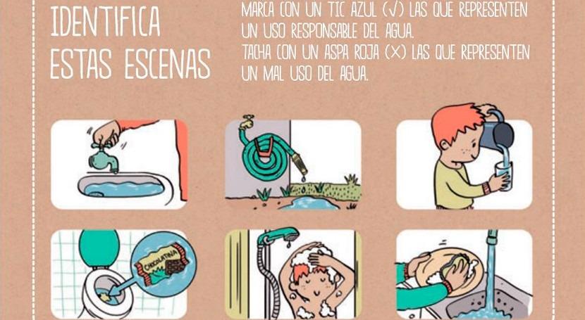 Cuaderno Educativo Aqualia: Aprende diviertiéndote ser responsable agua