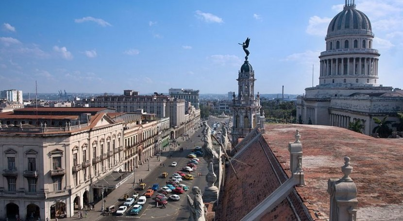 Cuba propone sembrar nubes terminar sequía