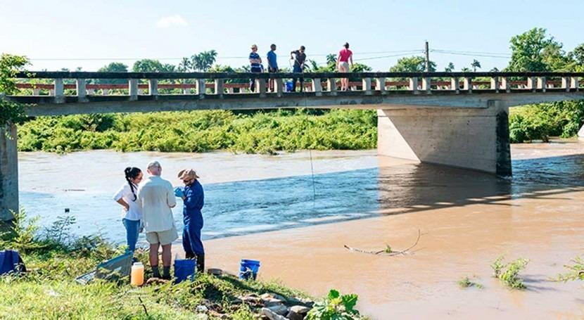 ríos Cuba tienen agua más limpia gracias agricultura ecológica