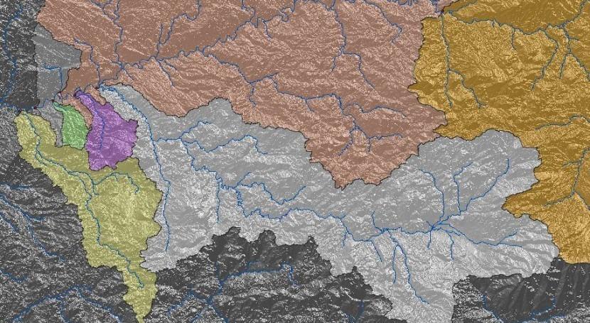sistemas información geográfica y aplicaciones hidrología