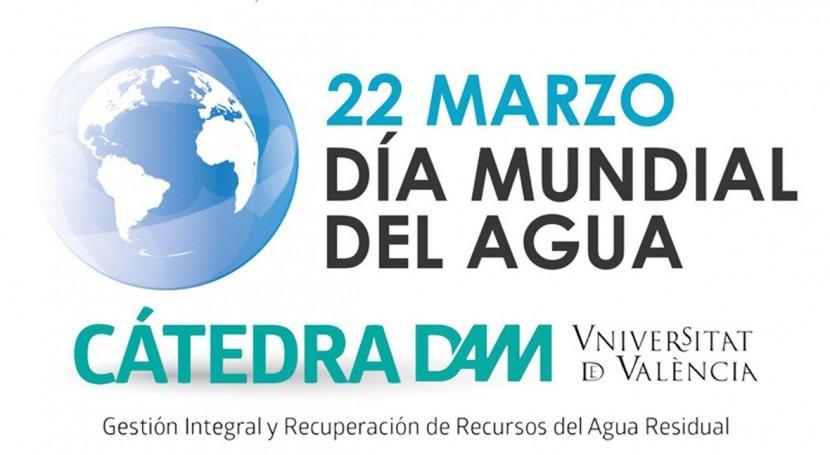 Cátedra DAM organiza unas conferencias motivo Día Mundial Agua