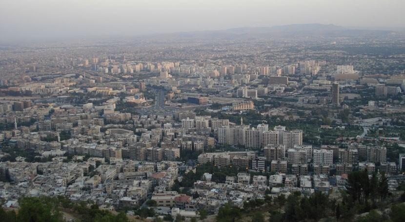 combates vuelven amenazar suministro agua Damasco