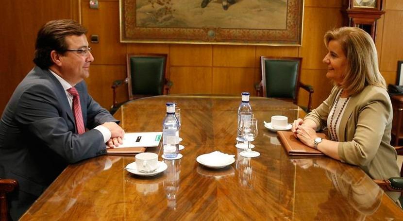 Extremadura reclama medidas urgentes daños tormentas agricultores