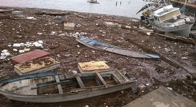 El operativo más representativo fue el implementado por el huracán Odile (wikipedia/CC)