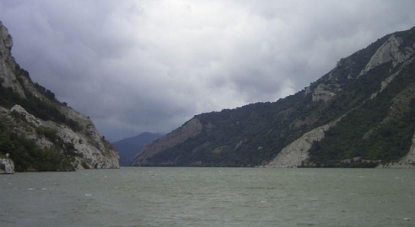 ¿Dónde desemboca río Danubio?