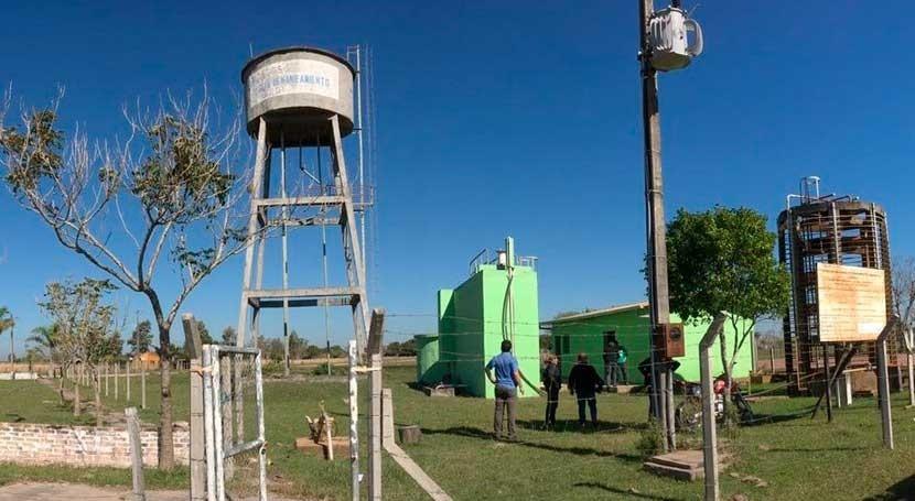 Gobierno Paraguay trabaja organización sector agua Ñeembucú