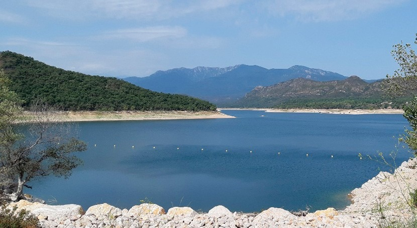 año hidrológico 2018-2019 Cataluña acumula importante déficit lluvia