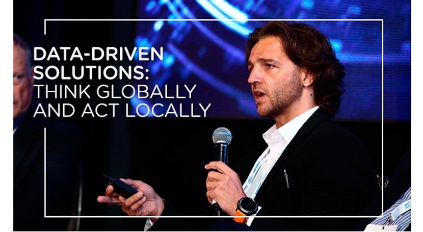 Data-Driven Solutions: piensa globalmente, actúa localmente