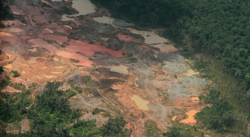 deforestación entorno ríos agravó consecuencias tragedia Colombia