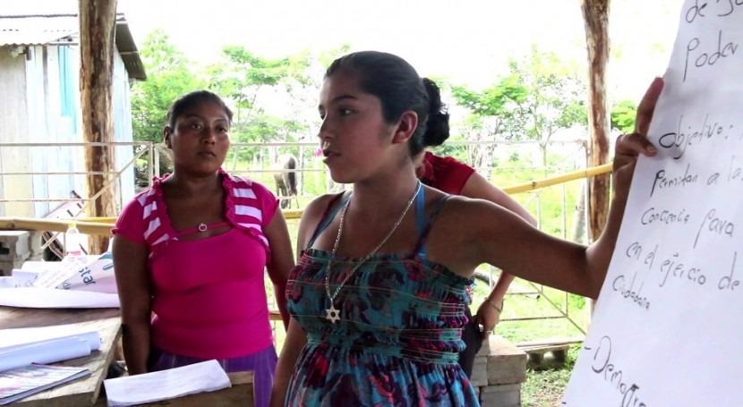 Iniciativa Paragua promueve empoderamiento mujeres gestión agua