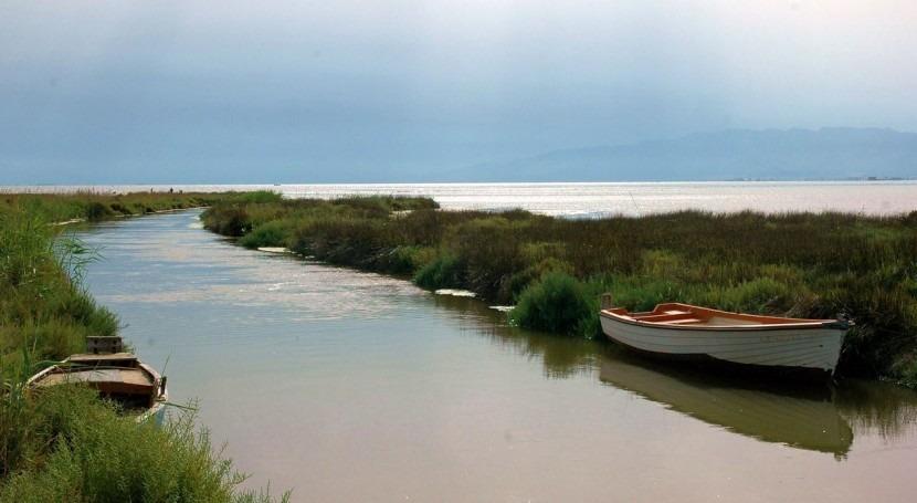 Delta Ebro se hunde 0,3 centímetros cada año