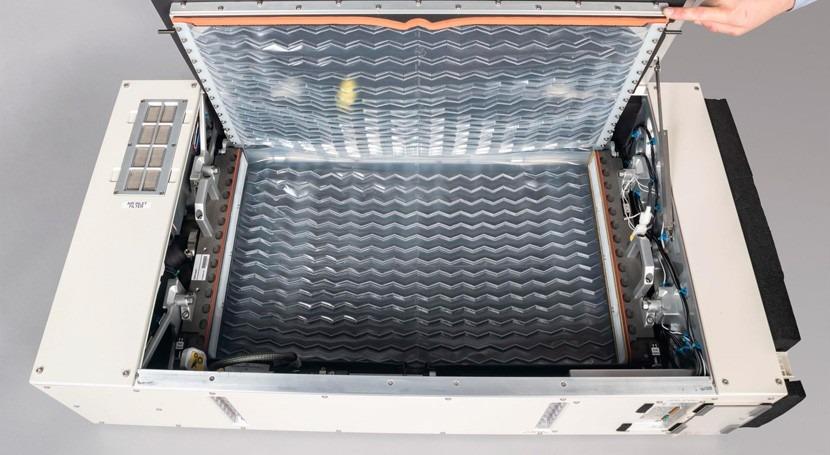 Estación Espacial recibe demostrador tecnológico reciclaje agua orina