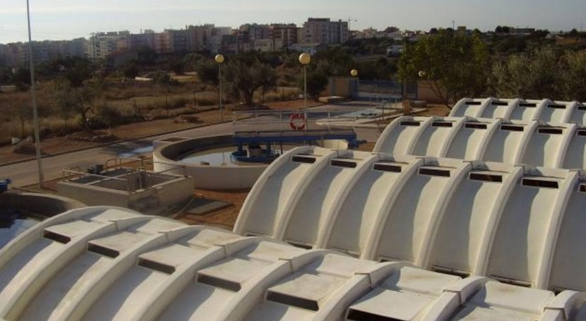 ACA destina 900.000 euros mejorar saneamiento depuradora l'Ametlla Mar