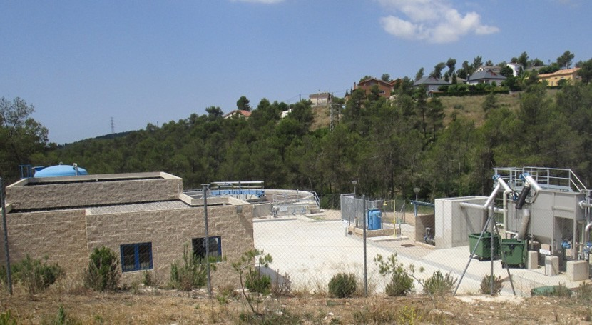 ACA y Ayuntamiento Vallirana mejoran saneamiento aguas residuales municipio