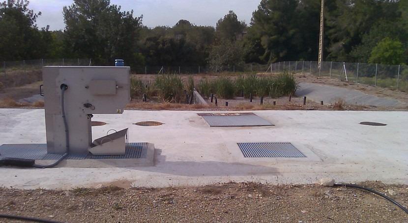 Cataluña y Vespella Gaià colaborarán garantizar saneamiento municipio