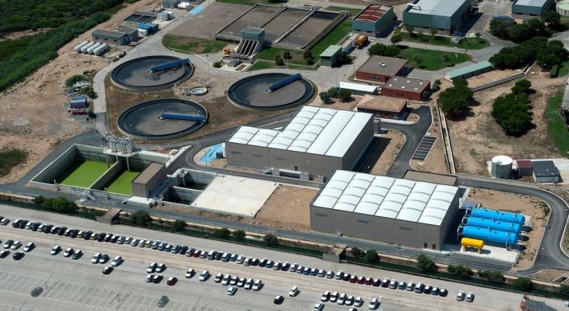 ACA adjudica control calidad lodo generado 500 depuradoras Cataluña