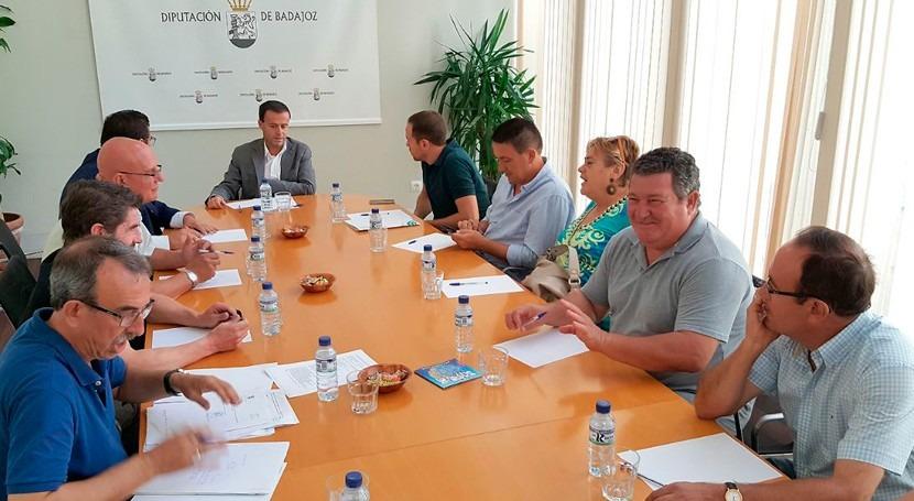 Badajoz mediará evitar sanciones ayuntamientos que aún no tienen depuradora