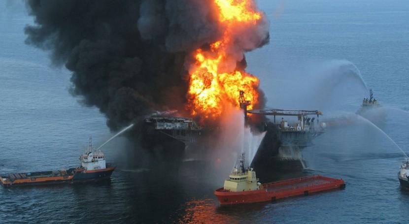 Aprobado acuerdo extrajudicial derrame crudo BP Golfo México 2010